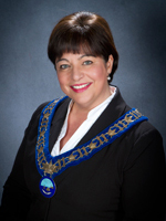 Mayor Pam Mood, Town of Yarmouth