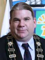 Warden Jim Smith, District of East Hants